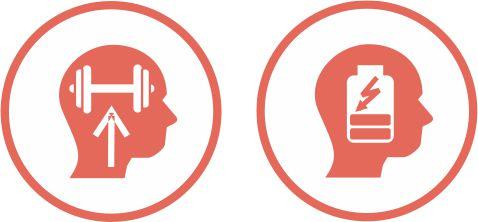 Ikony dotazníků: Dotazník zvládání zátěže a dotazník Zdroje stresu