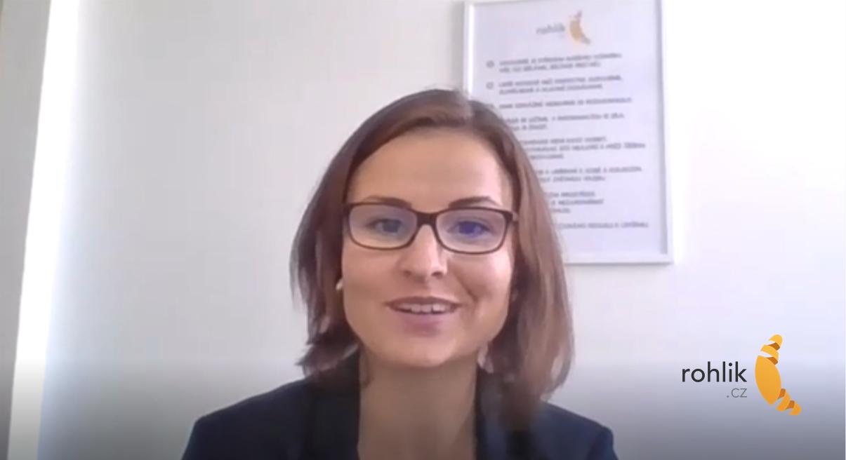 Zuzana Melicheríková, HR Director, Rohlík.cz