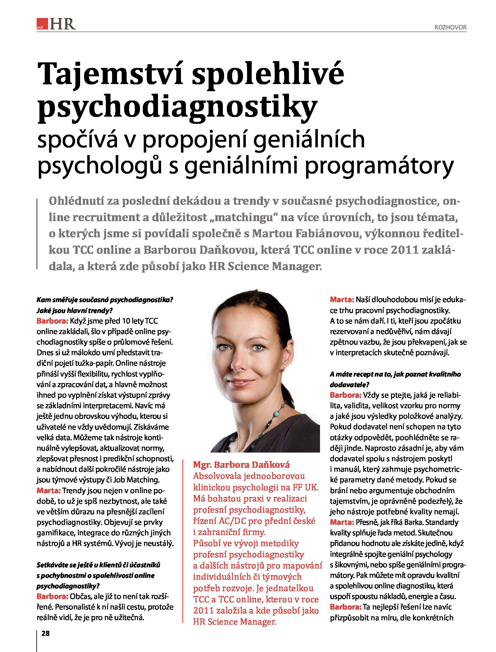 Článek v Profi HR_str. 28