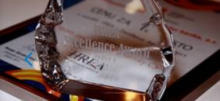 T&CC ONLINE PARTNEREM HREA – EXCELLENCE AWARD®
